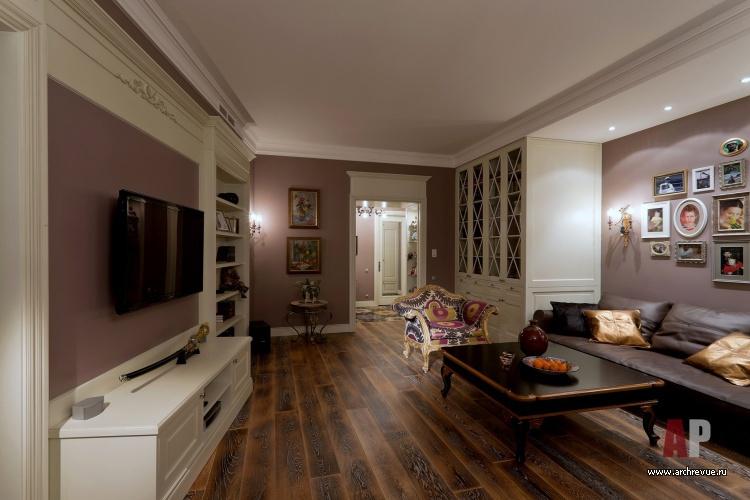 Домашний интерьер квартиры фото