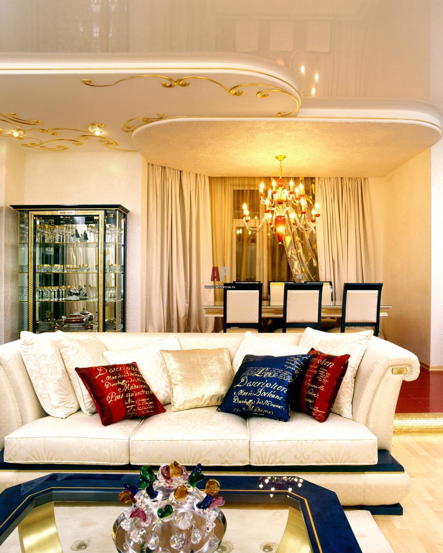 Дизайн гостиной в квартире 17 кв.м