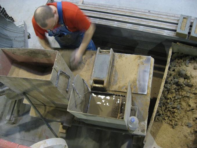 оборудование для кирпича ручной формовки