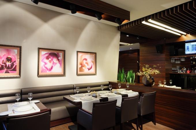 Дизайн современного кафе