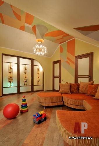 Дизайн детских комнат.