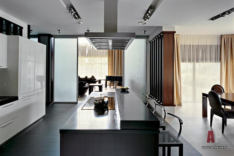 Кухня в современном стиле столешница