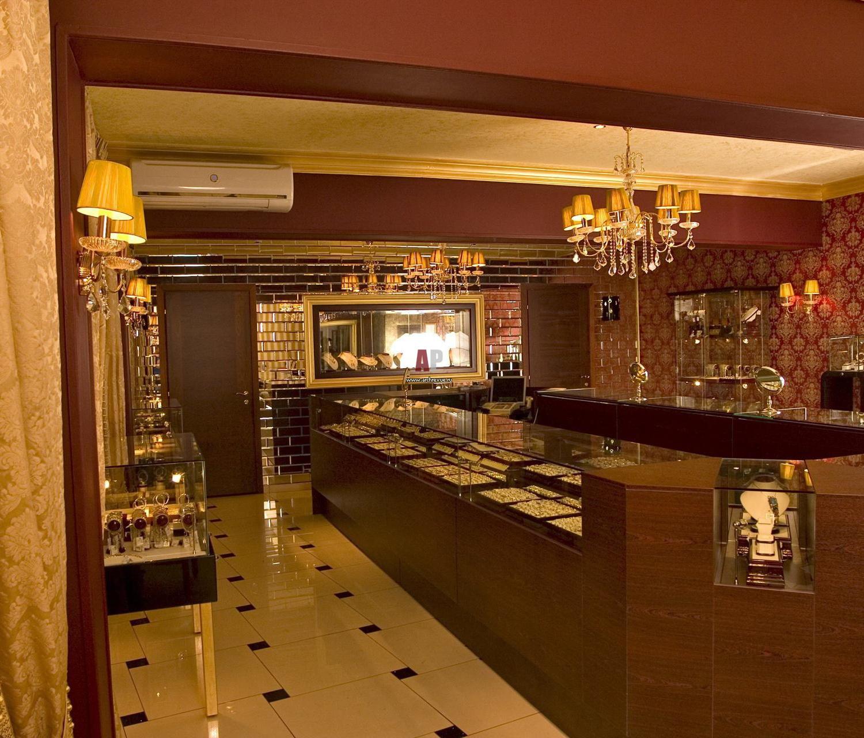 Золотой  сеть ювелирных магазинов
