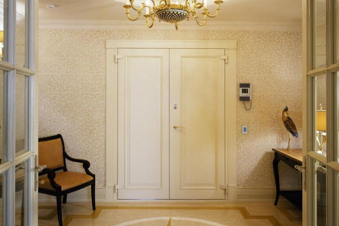 дизайн второй входной двери
