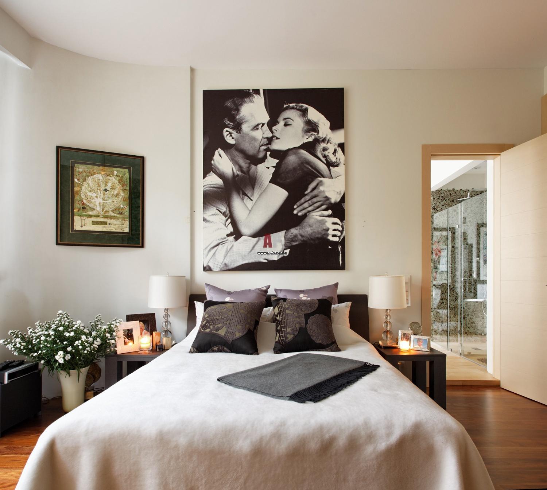 что какие фотографии можно вешать в спальне стать