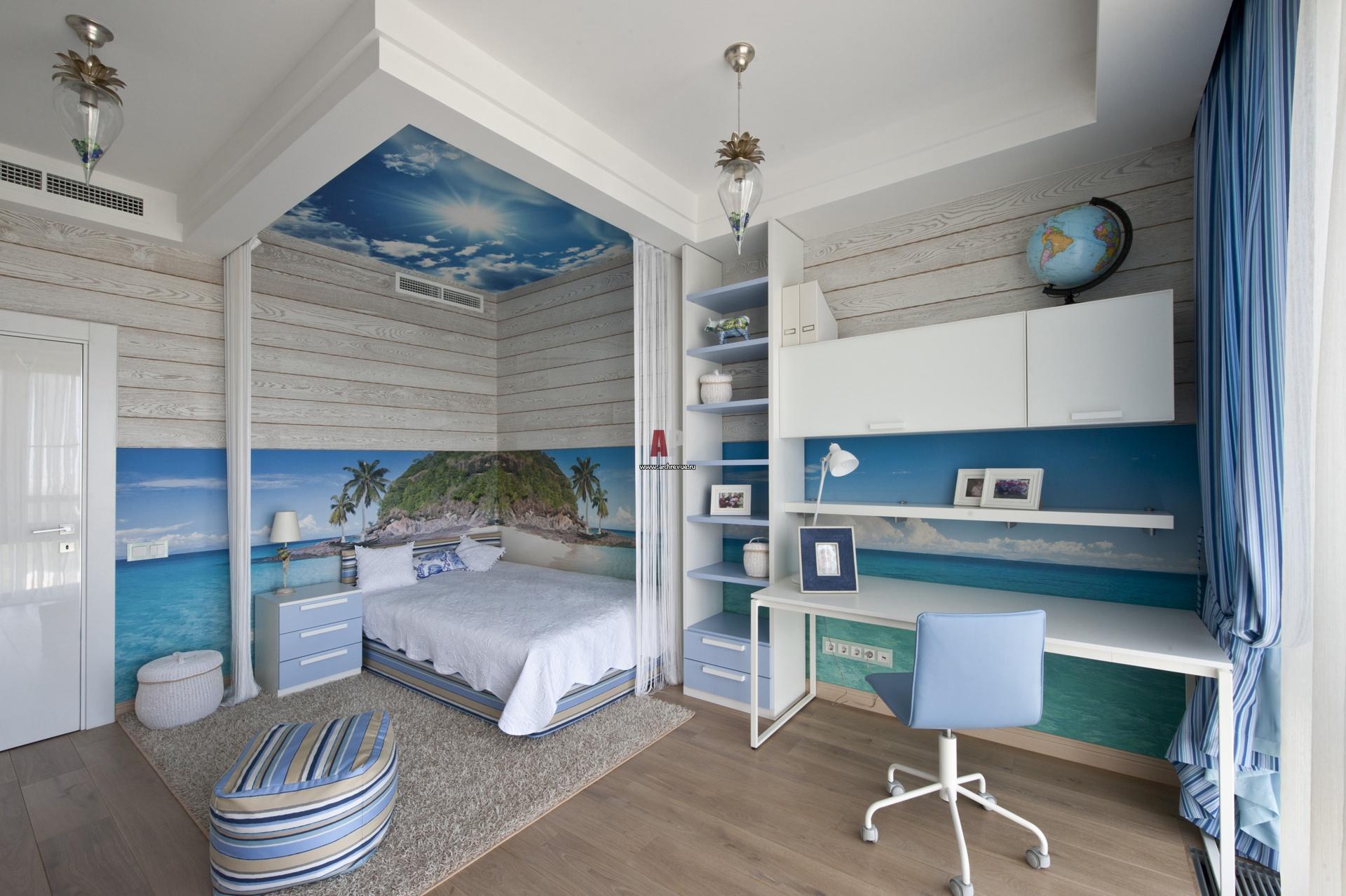 Дизайн квартиры стен
