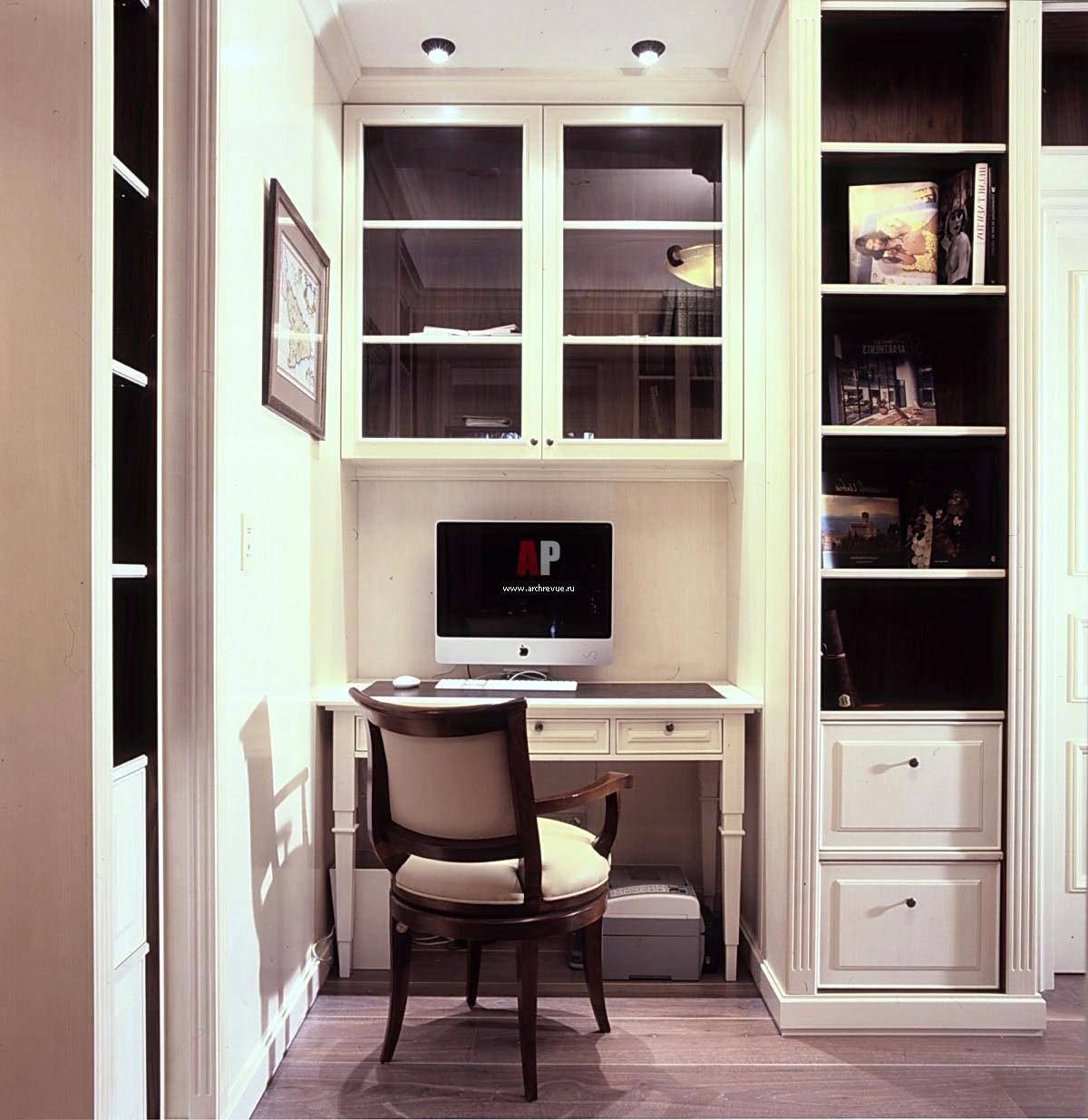 Домашний кабинет. 50 различных вариантов. - hd interior.