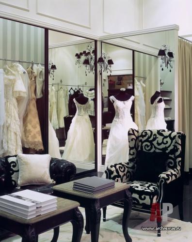 интерьера свадебного салона фото
