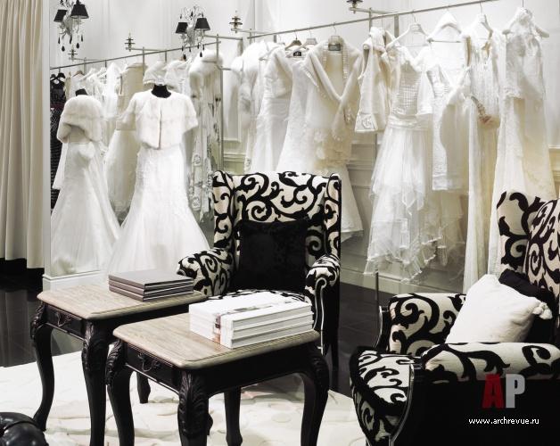 Магазин-салон свадебных платьев