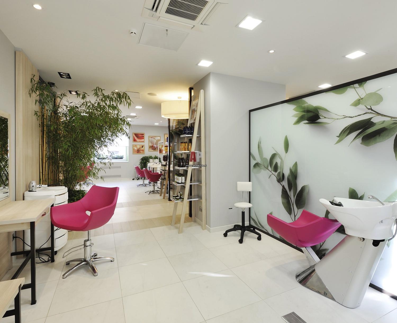 Дизайн стен парикмахерских фото
