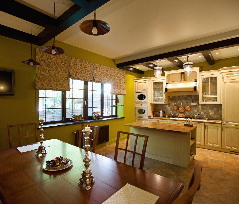кухня в колониальном стиле фото выступления бундестаге