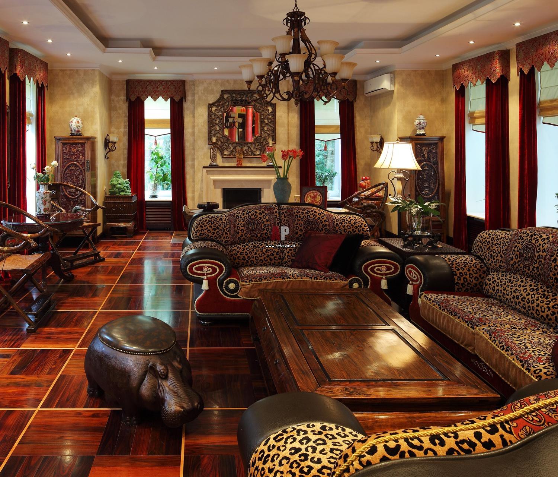 Восточный дизайн домов фото