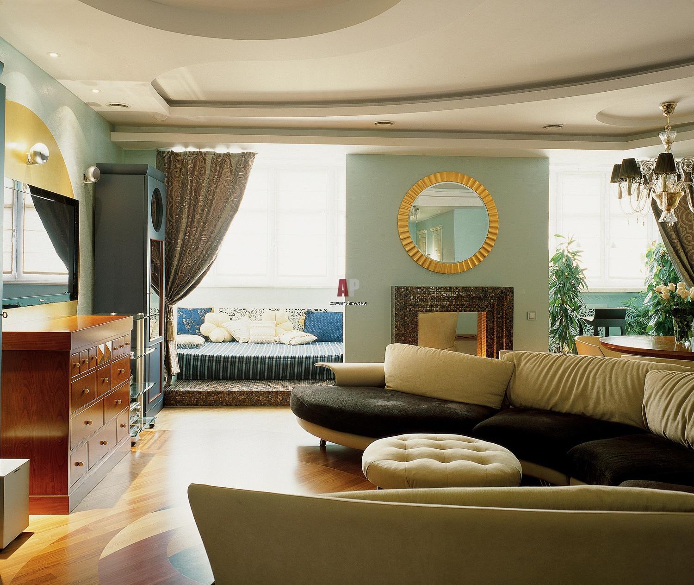 Дизайн квартиры в итальянском стиле