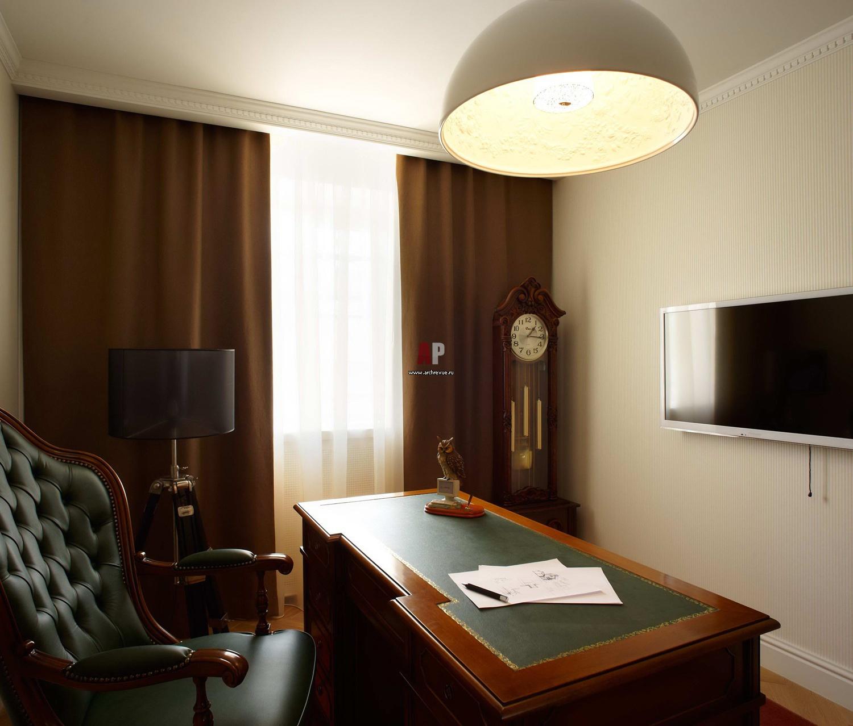 вопрос обои для рабочего кабинета в квартире фото свеженанесенного покрытия