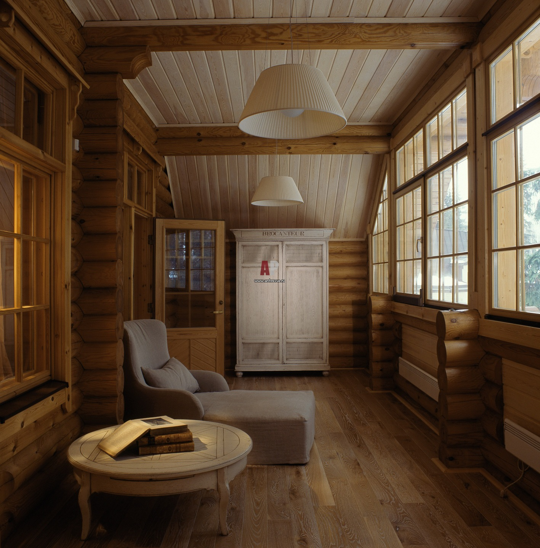 Застеклить балкон в деревянном доме фото..