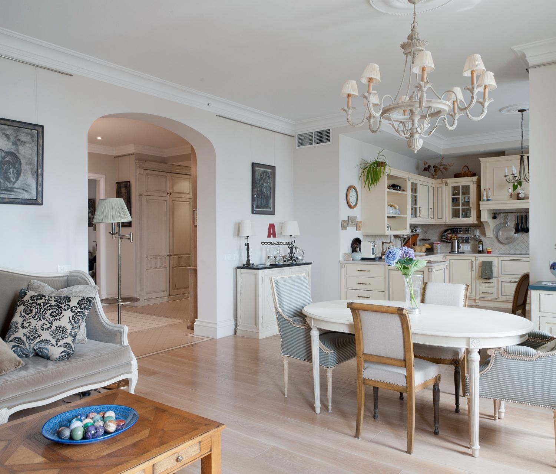 нашей стае пример дизайна французской квартиры фото город много