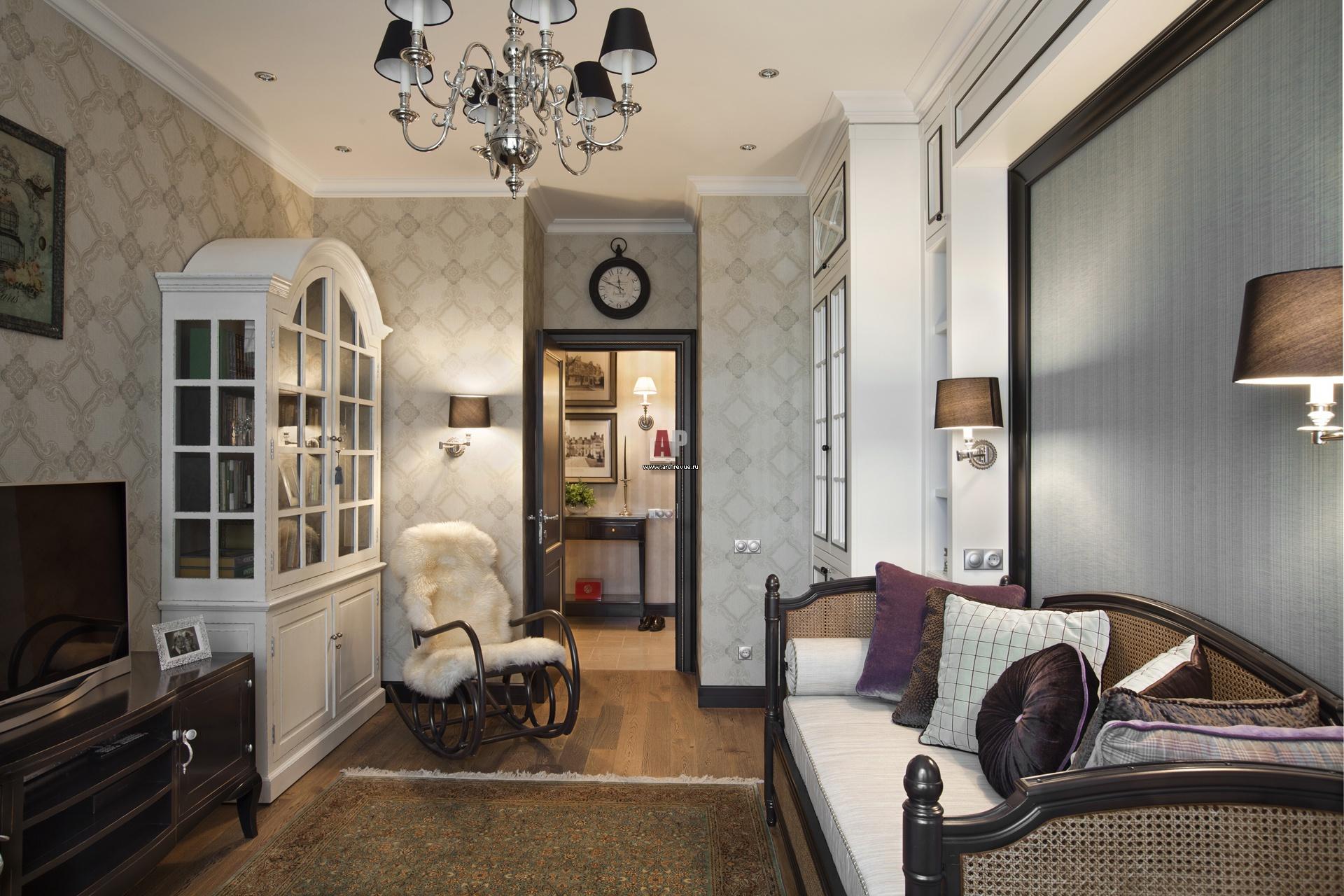 Дизайн гостиной в хрущевке  10 фото интерьеров отделка и