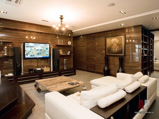Небольшой современной квартиры