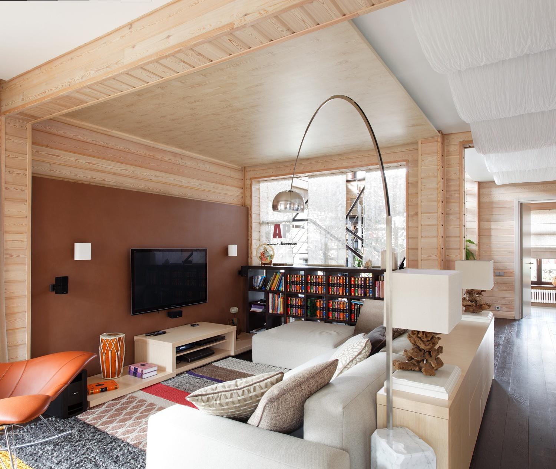 Реальные фото интерьеров домов и коттеджей