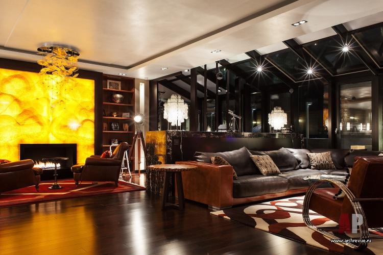 Зона отдыха в квартире дизайн