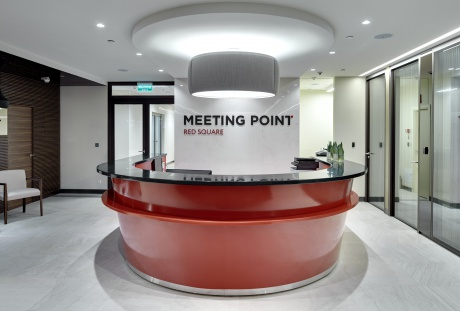 Meeting Point у Кремля