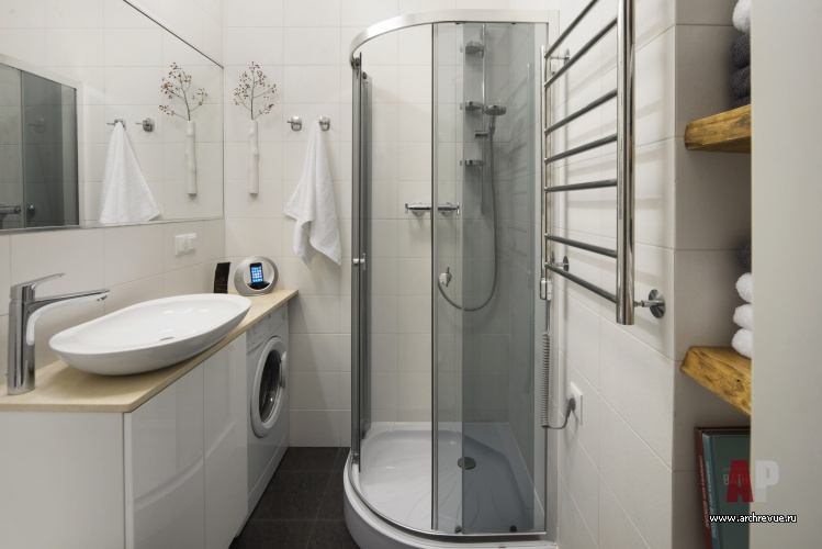 Дизайн хрущевки ванная