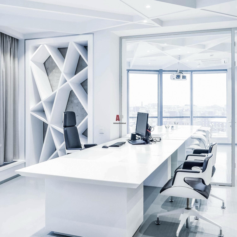 картинка белый офис могила