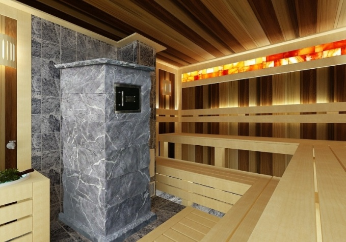 проектирование русская баня