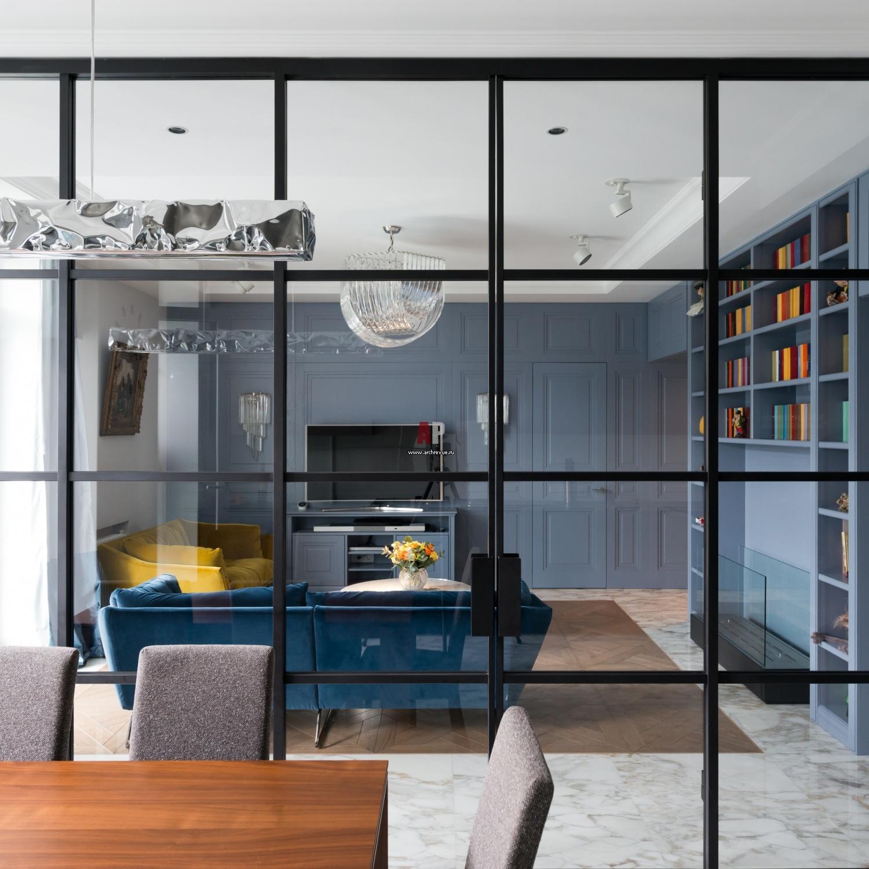 Дизайн квартир скрытых пользователей