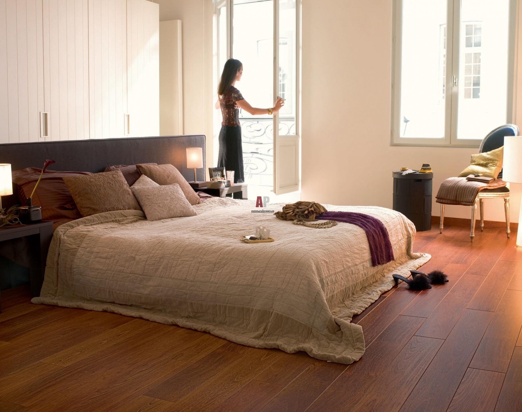 Сочетание пола стен и мебели фото