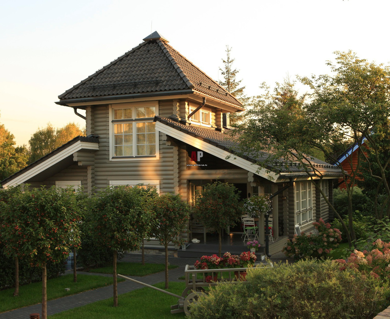 роскошный сад и дом с мезонином фото изделия всегда были