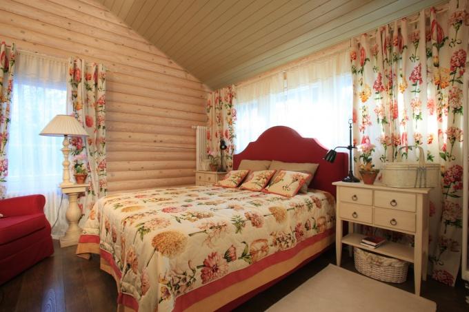 Спальня на даче дизайн