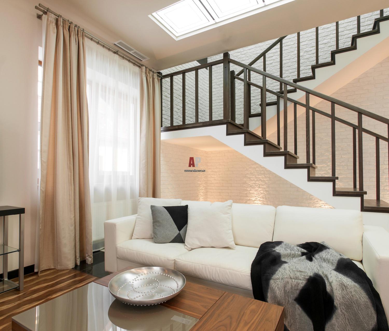 фото вверху гостиная фото в доме на втором этаже увесистые