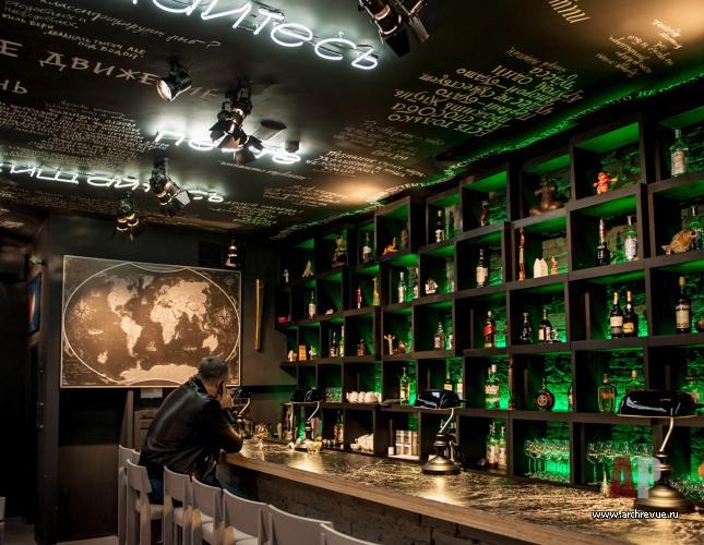 Дизайн баров.