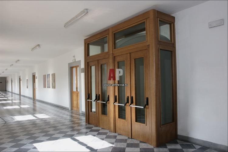 двери входные для жилых и общественных зданий