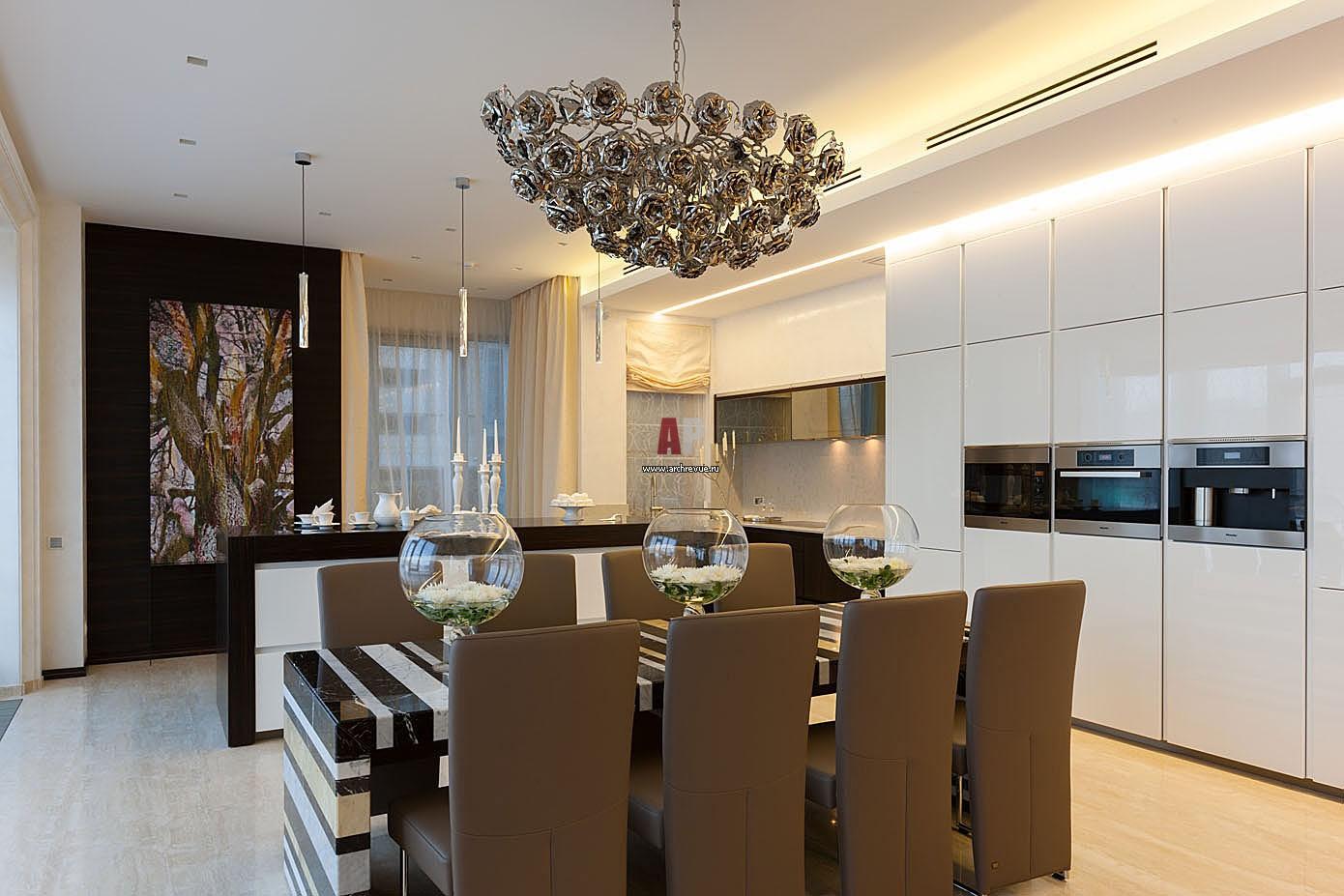 современный дизайн кухни столовой фото для мужчин всегда