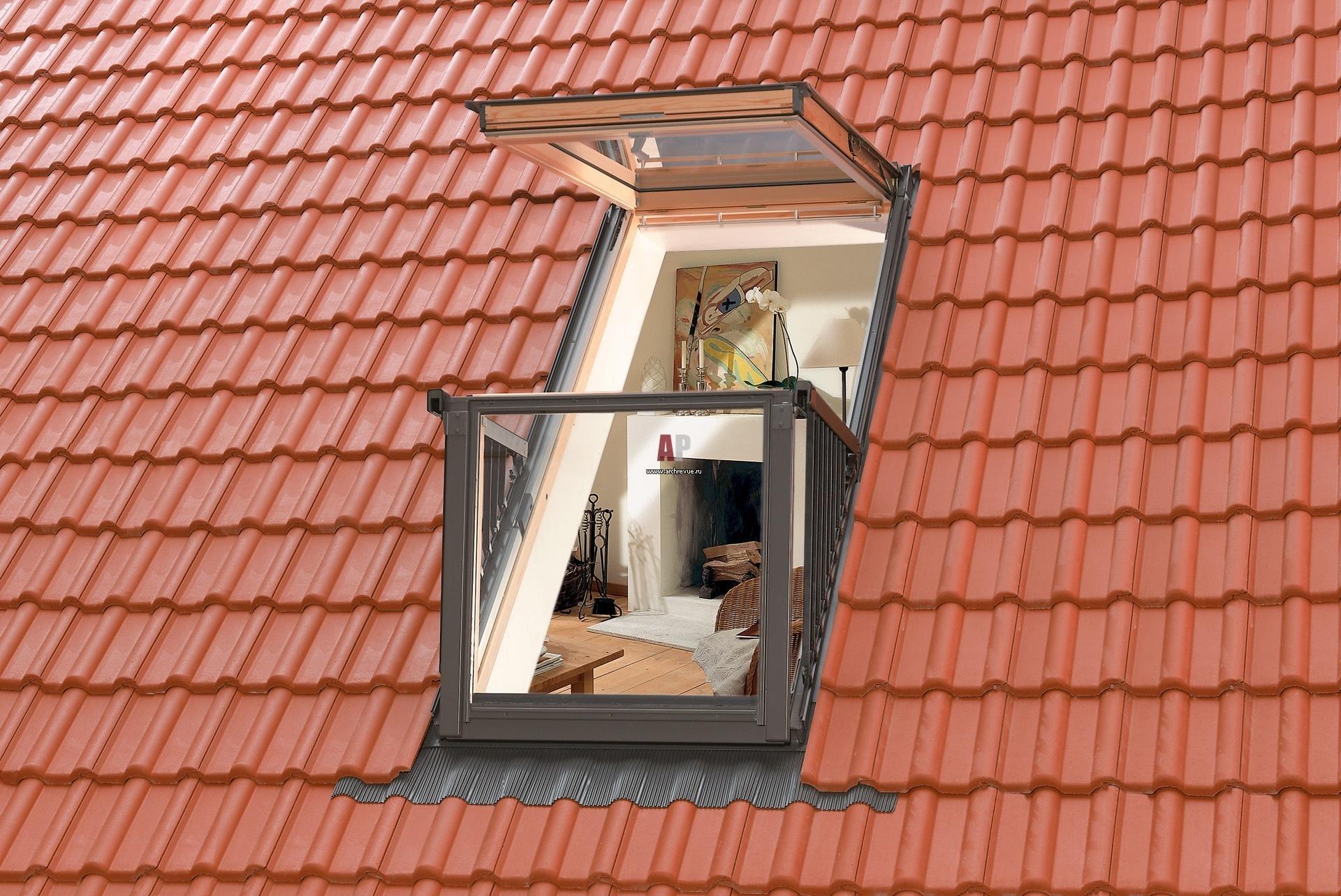Крыша над балконом в частном доме - всё о балконе.