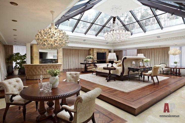 Дизайн спальни со скошенным потолком