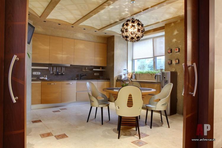 Дизайн квартиры в стиле барокко фото