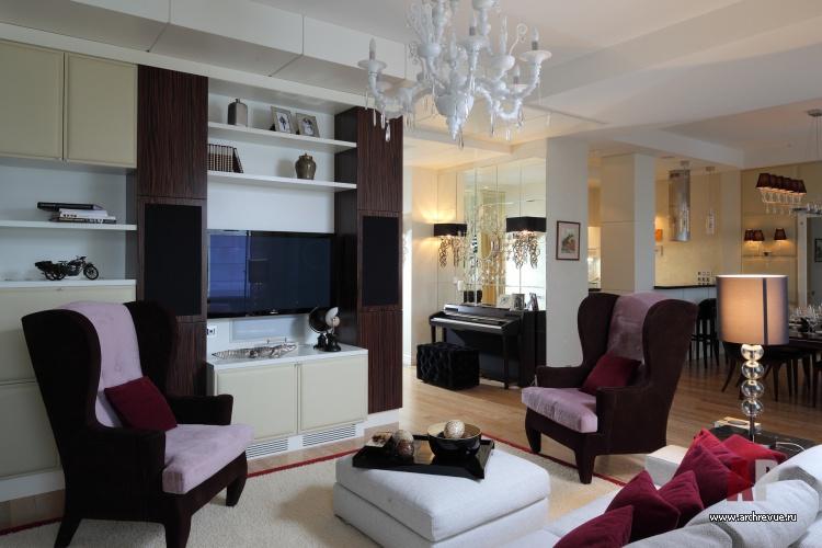 Европейский дизайн квартир фото