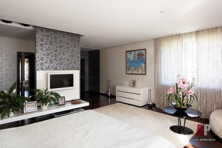 Интерьер и дизайн фиолетовой спальни правила сочетания и