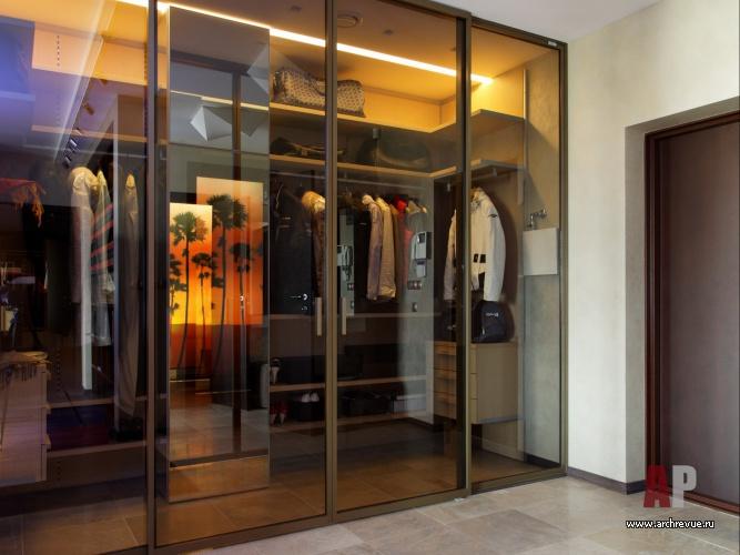 Дизайн прихожей с гардеробной в квартире фото