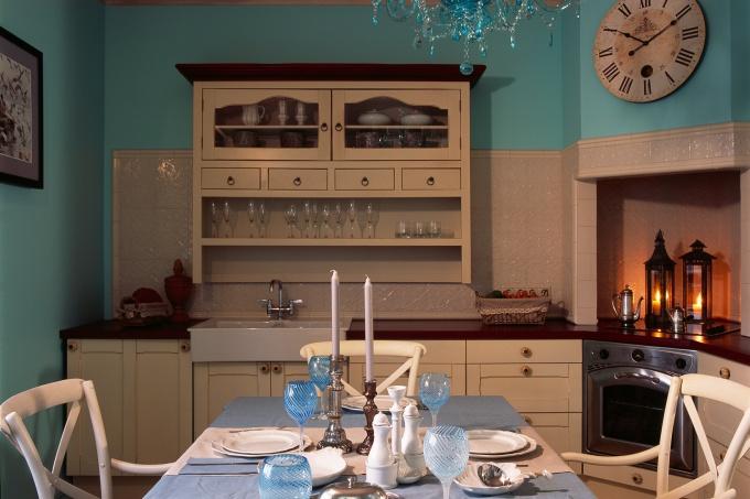 Дизайн кухни в сталинском доме