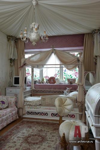 Фото интерьера детской квартиры в восточном стиле b2223ed876fb9