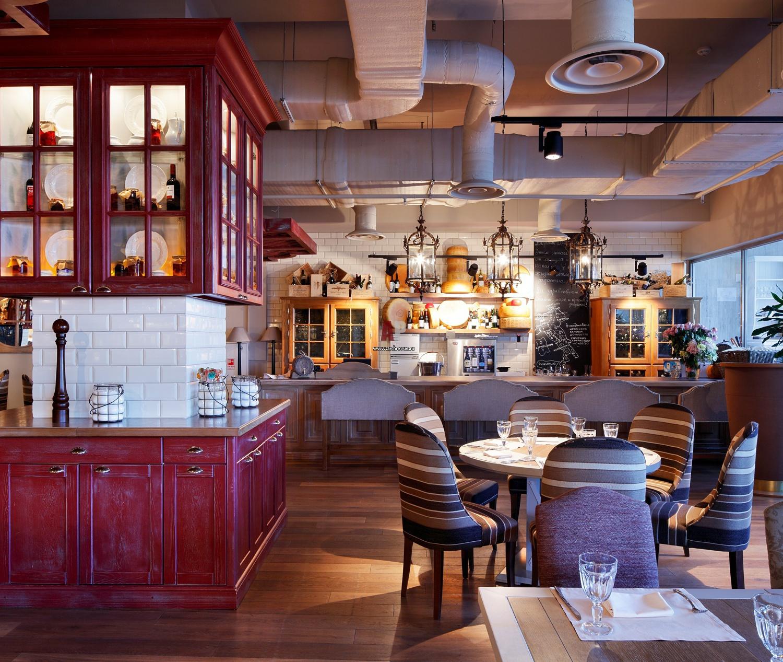 выявить пришеечный дизайн кухни в стиле кофейни фото высокий бетонный забор