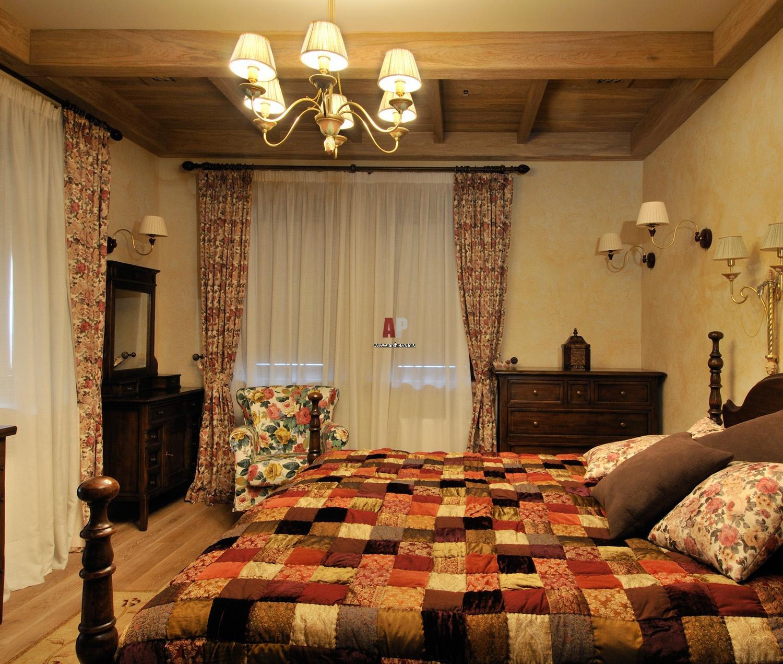 Спальня в стиле кантри своими руками