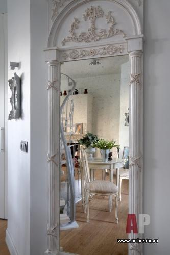 Фото интерьера входной зоны дома в
