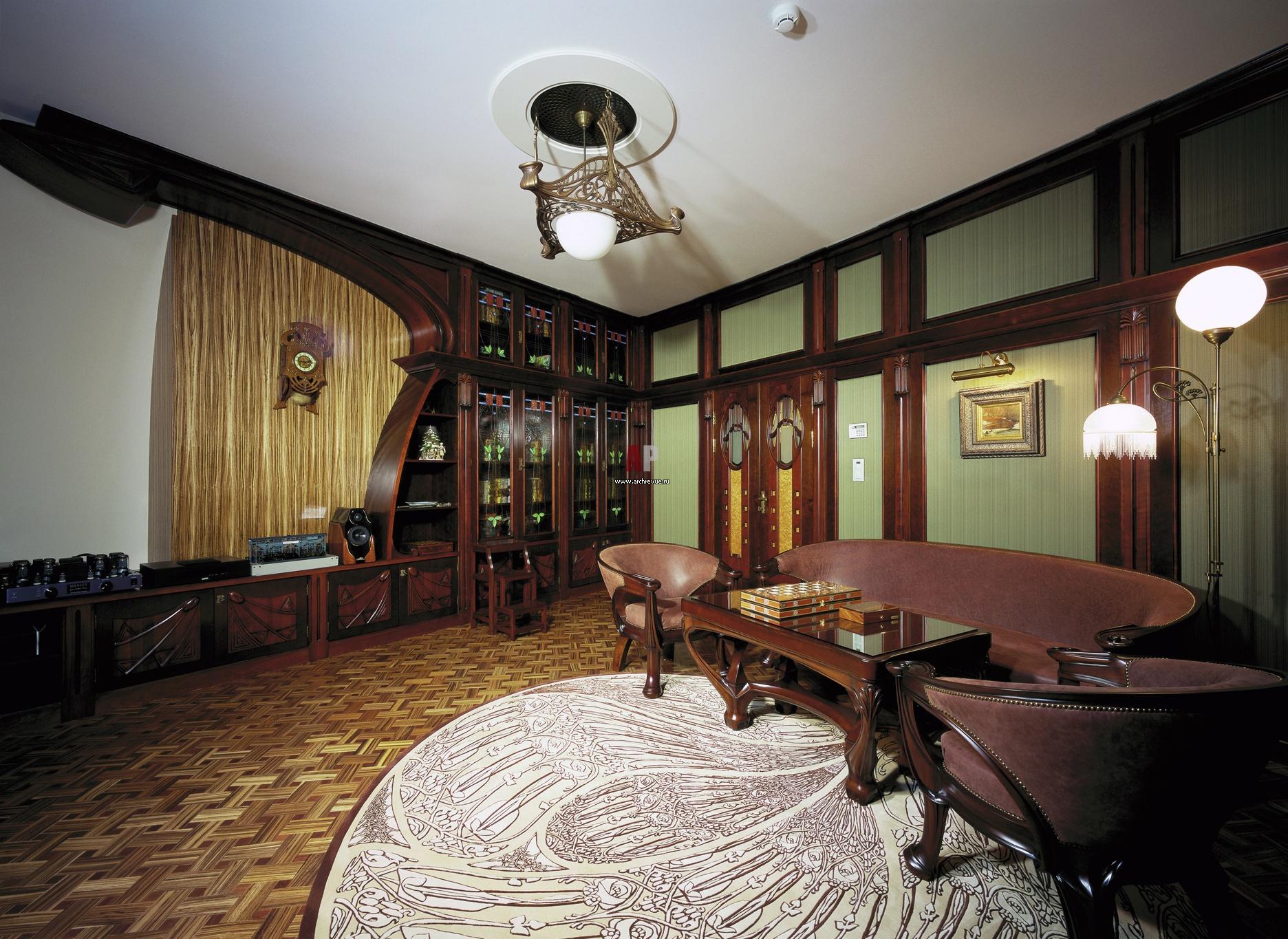 Пол на втором этаже деревянного дома