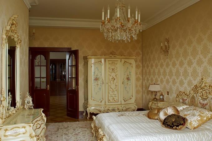 Интерьеры спален в классическом стиле