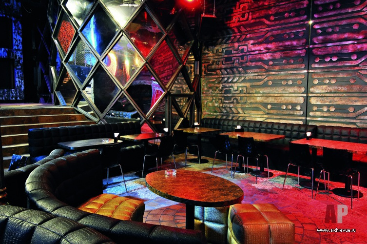 Стены ночного клуба ночные клубы красноярск какие работают